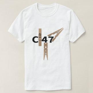 T-SHIRT OUTIL DE FILM DE C-47