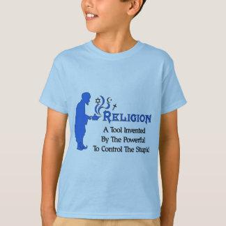 T-shirt Outil de religion