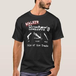 T-shirt Outils de chasseur de marcheur