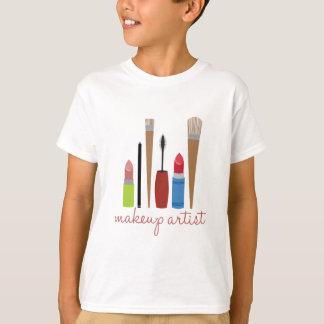 T-shirt Outils de maquilleur