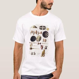 T-shirt Outils d'Inca et objets façonnés, Pérou, de 'Le