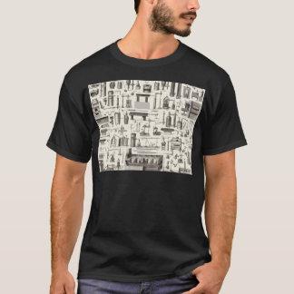 T-shirt Outils scientifiques