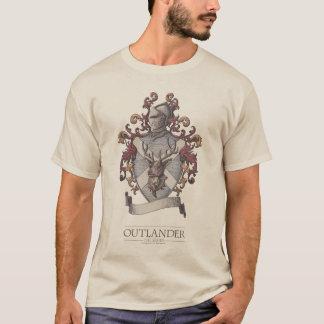 T-shirt Outlander | la crête du Mackenzie