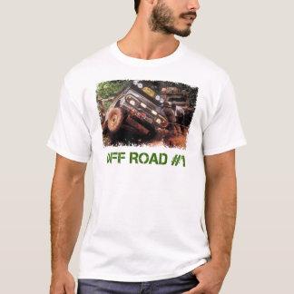T-shirt Outre de la route