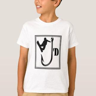 T-shirt Outre du crochet