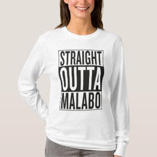 T-shirt outta droit Malabo