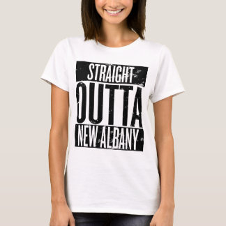 T-shirt Outta droit nouvel Albany (Indiana)