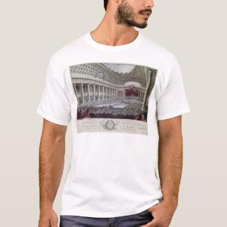 T-shirt Ouverture du général de domaines à Versailles