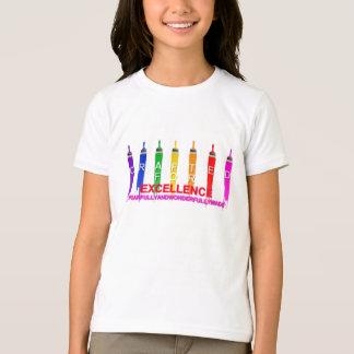 T-shirt Ouvré pour l'excellence badine la peinture