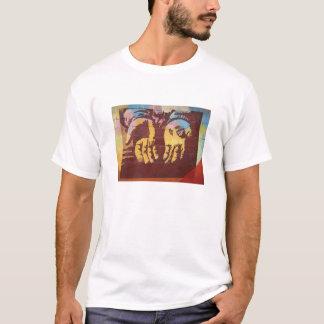 T-shirt Ouvrez les mains de Valparaiso