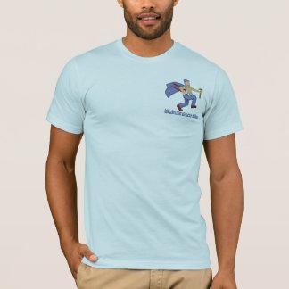 T-shirt Ouvrier chargé de l'entretien