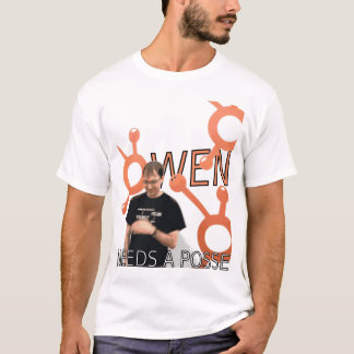 T-shirt Owen a besoin d'une bande