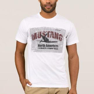 T-shirt P-51 Mustang