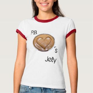 T-shirt P.B. Gelée d'amours