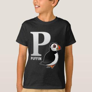 T-shirt P est pour le macareux
