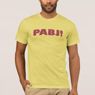 T-shirt PABJ ! Motif
