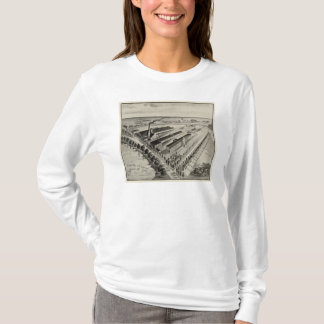 T-shirt Page Belting Company, accord, NH