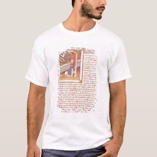 T-shirt Page de 'DES Philosophes de Les Dits Moraux