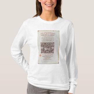 T-shirt Page titre de 'Abbatis Karoli Magni REGIS