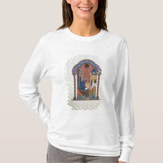T-shirt Page titre des quatre évangiles d'Isaac Birev, 1