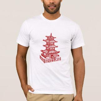 T-shirt pagoda