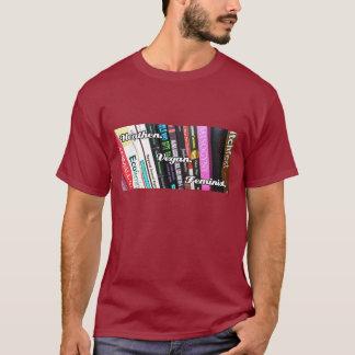 T-shirt Païen. Végétalien. Féministe