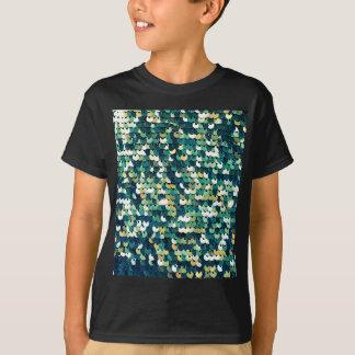 T-shirt Paillettes géniales