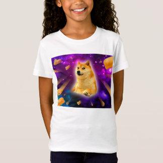 T-Shirt pain - doge - shibe - l'espace - wouah doge