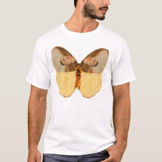 T-shirt pain et papillon