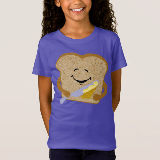 T-Shirt Pain grillé et beurre