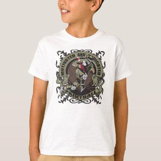 T-shirt Paintball motivé