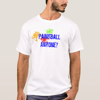 T-shirt Paintball n'importe qui ?