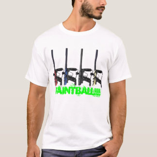 T-shirt paintball, PAINTBALL ! ! !