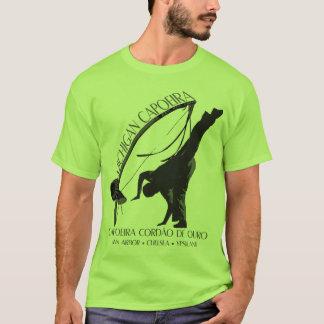 T-shirt Paires de Berimbau et de Meia Lua
