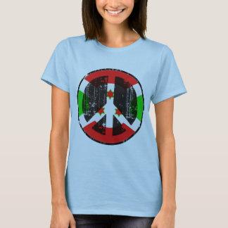T-shirt Paix au Burundi