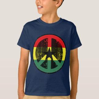 T-shirt Paix au Ghana