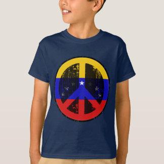 T-shirt Paix au Venezuela