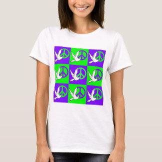 T-shirt paix de colombe