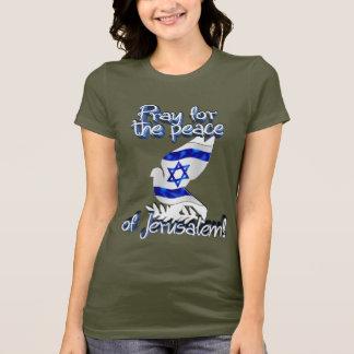 T-shirt Paix de Jérusalem