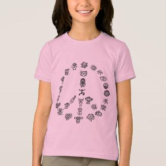 T-shirt Paix de Taino