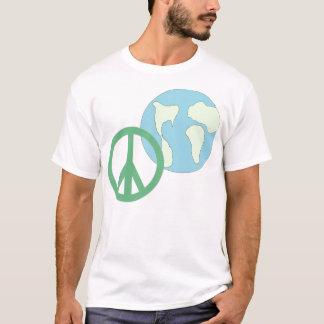 T-shirt Paix du monde