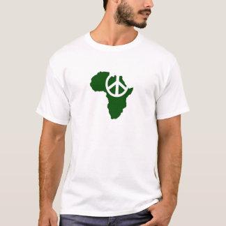 T-shirt Paix en Afrique
