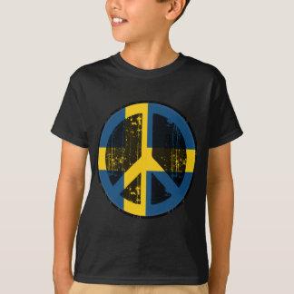T-shirt Paix en Suède