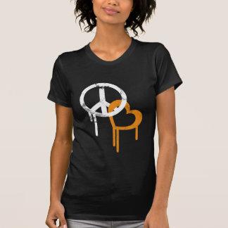 T-shirt Paix et amour
