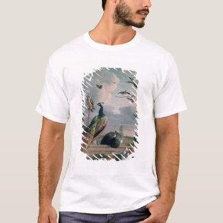 T-shirt Palais d'Amsterdam avec les oiseaux exotiques