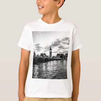 T-shirt Palais de Big Ben de Westminster