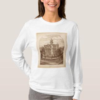 T-shirt Palais de justice de Tulare County