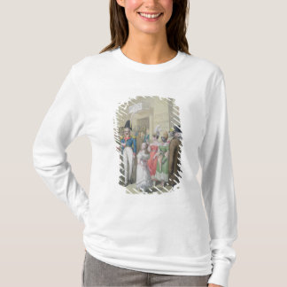 T-shirt Palais Royal de Galeries du, du 'tableau De