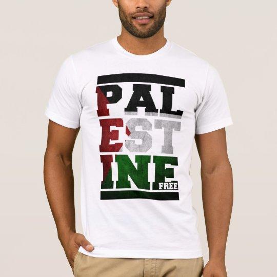T-SHIRT PALESTINE BIGG 2012
