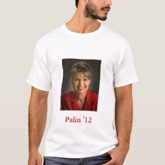 T-shirt Palin, Palin '12